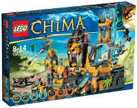 Lego Lion Chi Temple Set