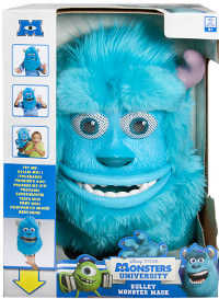 Sulley Monster Mask